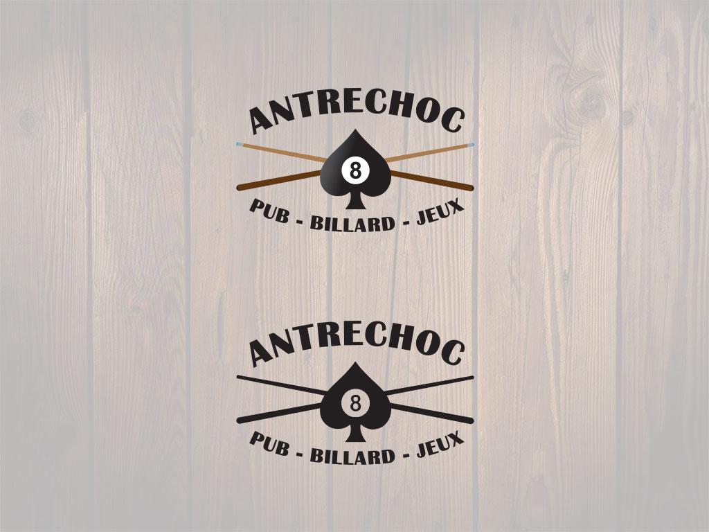 Antrechoc - Logotypes